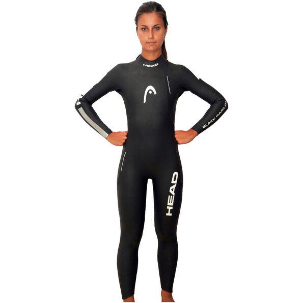 Head Black Marlin 4.3. 1,5 Tri Suit Damen