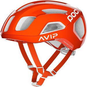 POC Ventral Air Spin Helmet zink orange avip zink orange avip