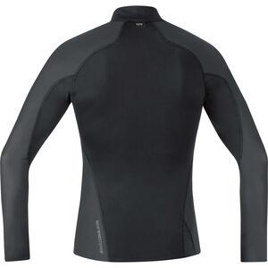 GORE WEAR Windstopper Baselayer Thermo Turtle Neck Shirt Herren black black