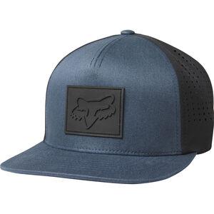 Fox Redplate Snapback Hat Men navy