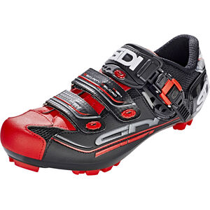 Sidi MTB Eagle 7-SR Shoes Herren black/red black/red