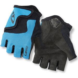 Giro Bravo Gloves Junior blue jewel