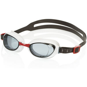 speedo Aquapure Goggle USA Red/Smoke bei fahrrad.de Online