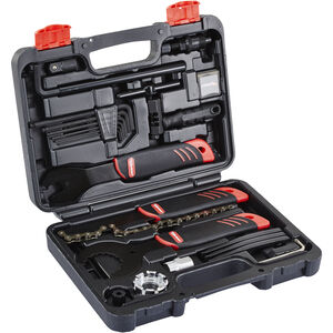 Red Cycling Products Home Toolbox Werkzeugkoffer 22 tlg. bei fahrrad.de Online