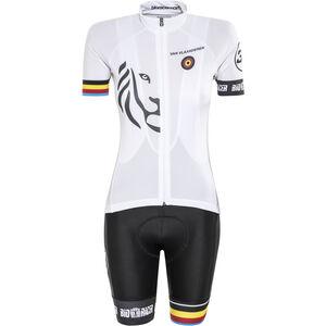 Bioracer Van Vlaanderen Pro Race Set Damen white white