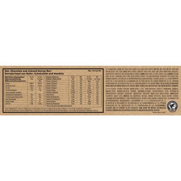 CLIF Bar Energy Riegel Box 12x68g Chocolate Almound Fudge