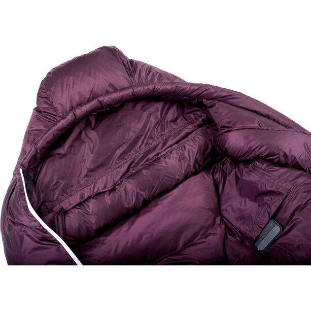 Grüezi-Bag Biopod DownWool Subzero 175 Sleeping Bag berry