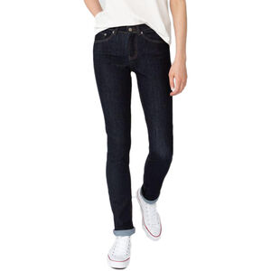DUER Performance Denim Hose Slim Straight Damen indigo 100 indigo 100