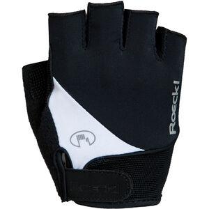 Roeckl Napoli Handschuhe schwarz/weiß schwarz/weiß