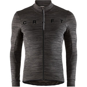 Craft Reel Thermal Jersey Herren black black