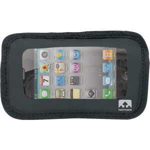 Nathan Weather-Resistant Phone Pocket black black