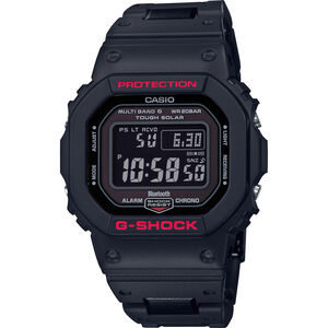 CASIO G-SHOCK GW-B5600HR-1ER Watch Men black/red black/red