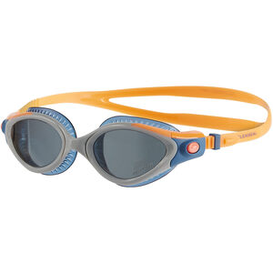 speedo Futura Biofuse Flexiseal Triathlon Female Goggle Fluo Orange/Stellar/Smoke bei fahrrad.de Online
