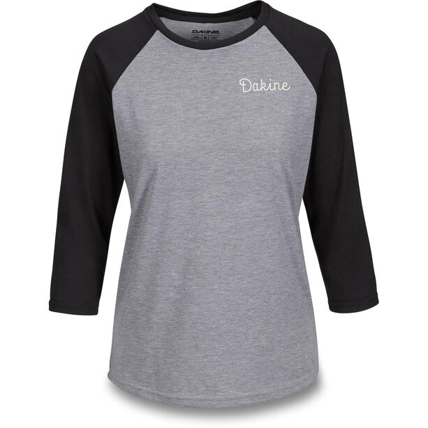 Dakine Tech T 3/4 Raglan Damen black black