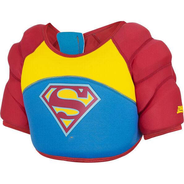 Zoggs Superman Water Wing Vest Kids blau/rot