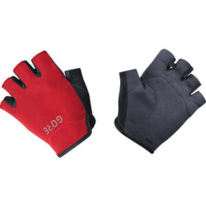 GORE WEAR C3 Short Finger Gloves black/red black/red