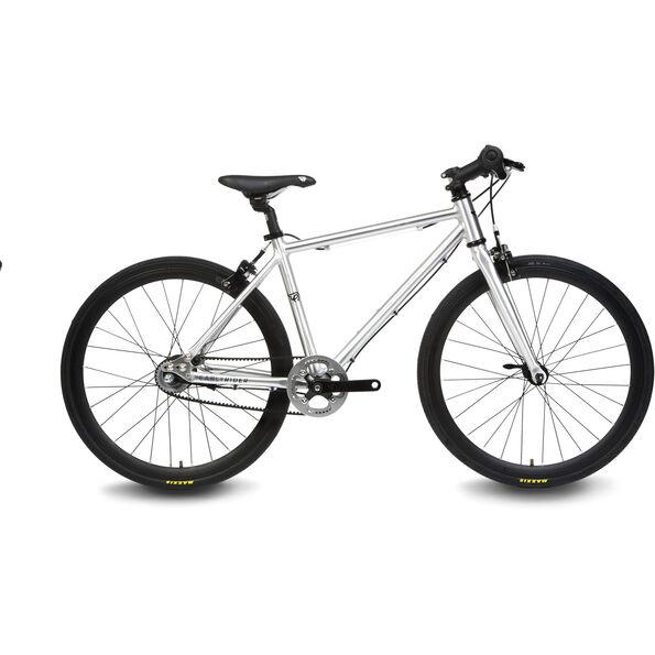 "Early Rider Hellion Urban 20"" Flat Bar Road Fahrrad Kinder brushed aluminum"