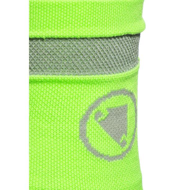 Endura Luminite Socks TwinPack hi-viz green/reflective