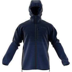 adidas TERREX Agravic Windweave Jacket Herren legend ink/shoblu legend ink/shoblu