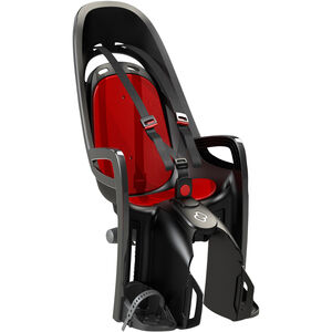 Hamax Zenith Kindersitz Gepäckträger grau/rot grau/rot