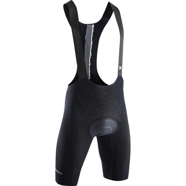 X-Bionic The Trick G2 Bike Bib Shorts Padded Herren black melange
