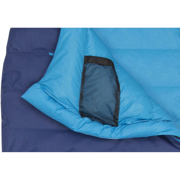 Yeti Tension Junior Sleeping Bag 130-160 Kinder royal blue/methyl blue