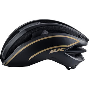 HJC IBEX Road Helmet matt black / gold matt black / gold