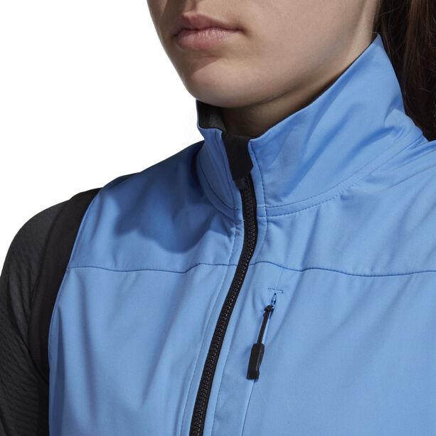 adidas TERREX Xperior Weste Damen real blue/carbon