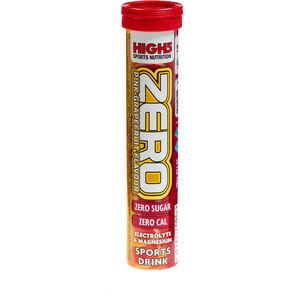 High5 Electrolyte Drink Zero Pink Grapefruit 20 Tabs