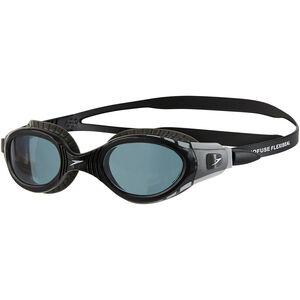 speedo Futura Biofuse Flexiseal Goggles cool grey/black/smoke cool grey/black/smoke