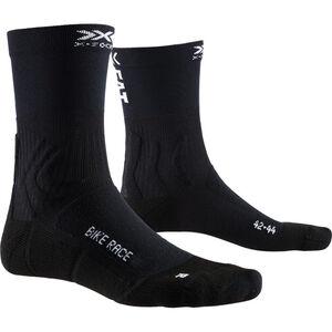 X-Socks Bike Race Socks opal black/eat dust opal black/eat dust