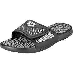 arena Marco VCR Hook Sandals Unisex black-grey-silver bei fahrrad.de Online
