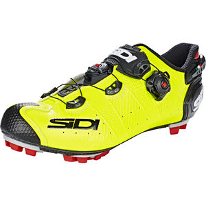 Sidi MTB Drako 2 SRS Shoes Herren yellow fluo/black yellow fluo/black