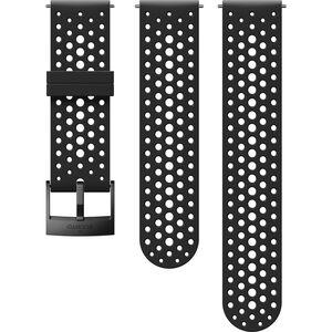 Suunto Athletic 1 Silicone Strap black/black black/black