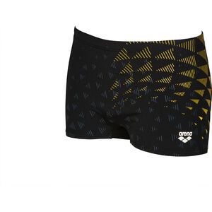 arena One Tunnel Vision Shorts Herren black/yellow star black/yellow star