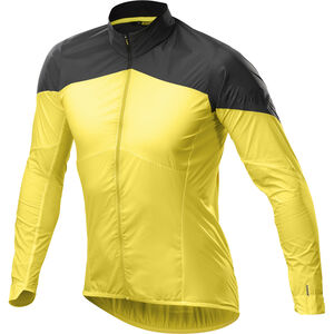 Mavic Cosmic Wind SL Jacket Herren yellow mavic/black yellow mavic/black