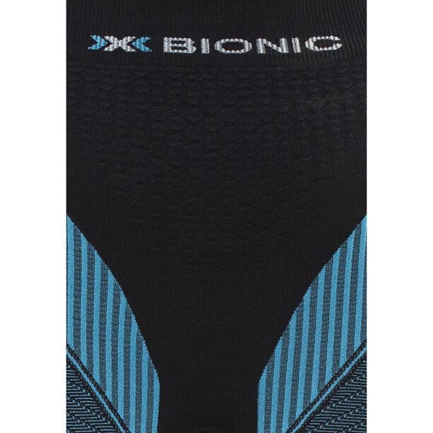 X-Bionic Running Effektor Power Pants long Damen black/turquoise black/turquoise