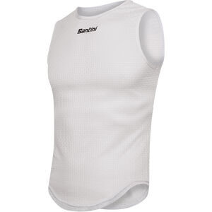 Santini Packman Sleeveless Baselayer Men white bei fahrrad.de Online