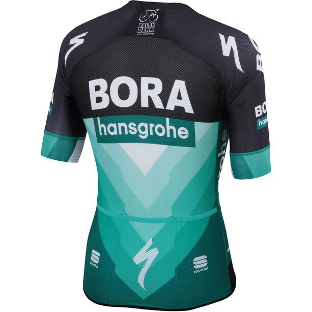Sportful Team Bora-HG Bodyfit Pro Light SS Jersey Herren green-black