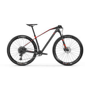 "Mondraker Podium Carbon R 29"" carbon/flame red/nimbus grey carbon/flame red/nimbus grey"