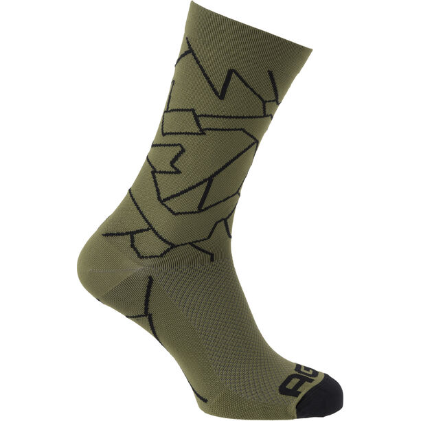 AGU Camo Tile Socks olive green