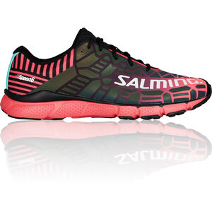 Salming Speed 6 Shoes Women Black/Magenta bei fahrrad.de Online