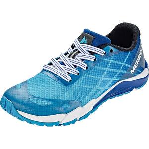 Merrell M-Bare Access Shoes Kinder blue blue