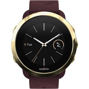 Suunto 3 Fitness Watch burgundy burgundy