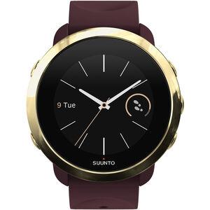 Suunto 3 Fitness Watch burgundy burgundy
