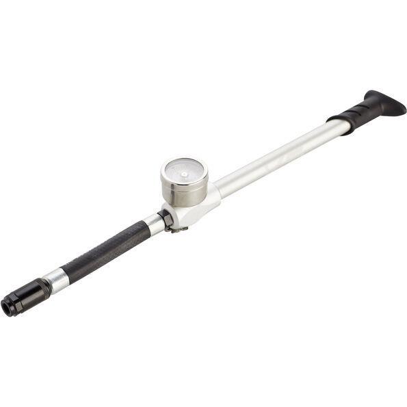 Kind Shock Air 8 Gabel- und Dämpferpumpe 20 bar schwarz/silber