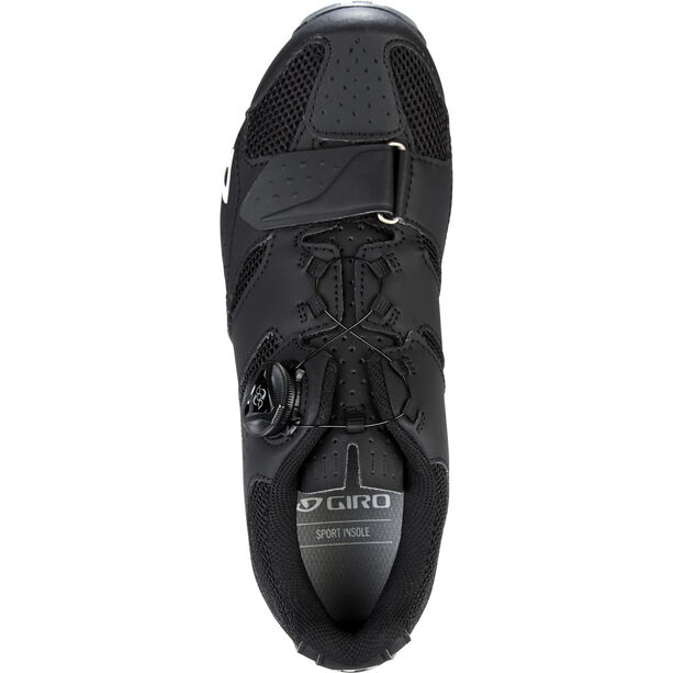 Giro Cylinder Shoes Damen black
