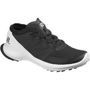 Salomon Sense Flow Schuhe Herren black/white/black black/white/black