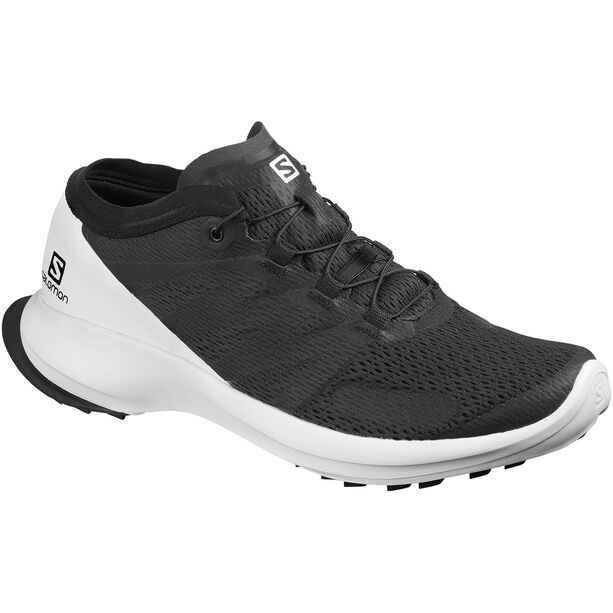 Salomon Sense Flow Schuhe Herren black/white/black
