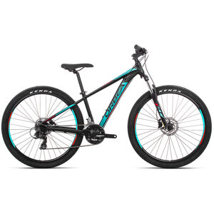 "ORBEA MX XS 60 Kids 27,5"" Black-Turquoise-Red"